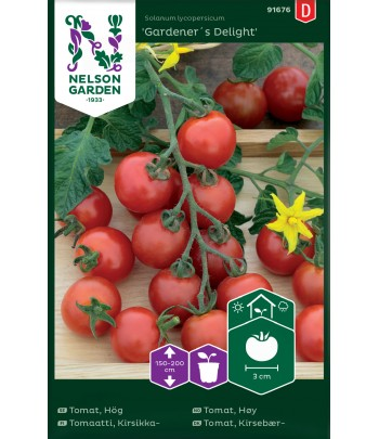 Tomat - Gardener´s Delight