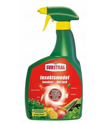 Substral Insekter - Nej tack