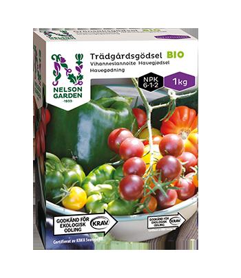 Grönsaksgödsel Bio 1Kg