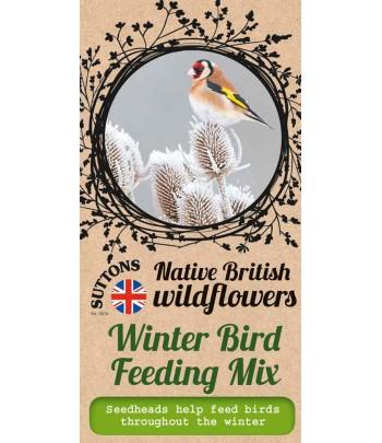 Winter Bird Feeding Mix