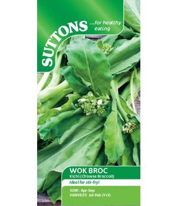 Wok Broc (Chinese Broccoli)...