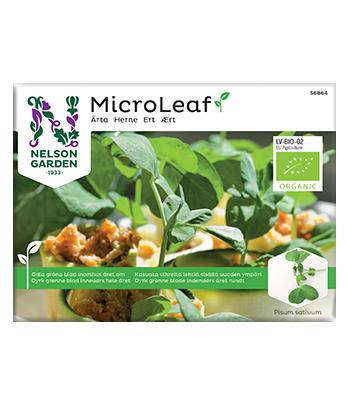 Micro Leaf, Ärta