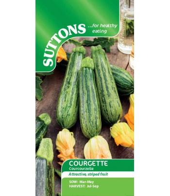 Zucchini - Courcourzelle