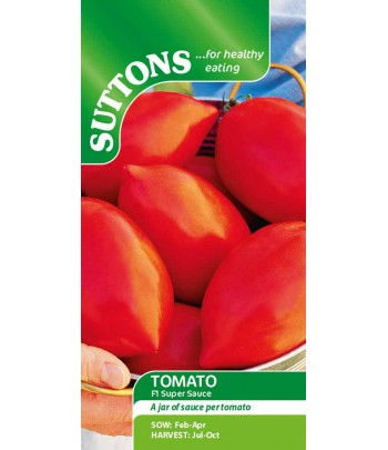 Tomat - Super Sauce F1