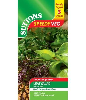 Speedy Veg, Leaf Salad -...