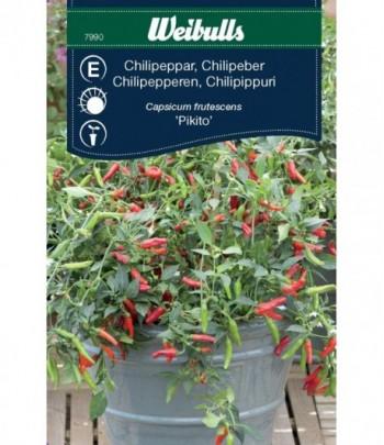Chilipeppar - Pikito