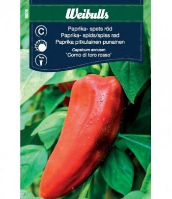 Paprika, spets - Corno Di...